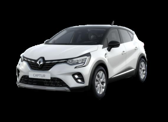 Renault Captur 0,9 benzín / manuál