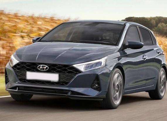 Hyundai i20 1,0 benzín / manuál