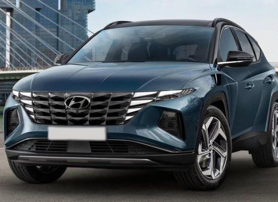 Hyundai Tucson 1,6  mild hybrid / automat