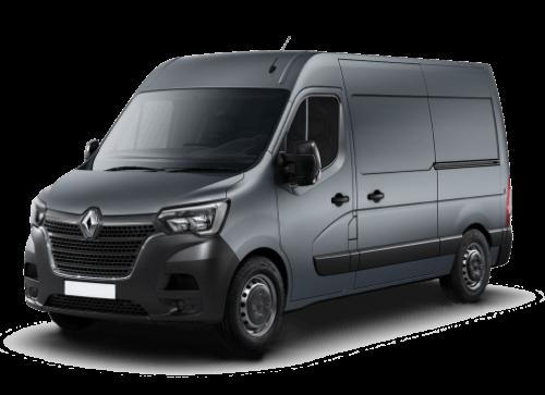 Renault Master L3H2 2,3 diesel / manuál